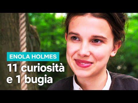 11 curiosità e 1 bugia su Enola Holmes | Netflix Italia