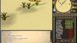 Runescape: How to Switch to Ancient Magicks