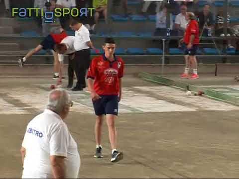 Bocce Coppa Europa : Gaglianico -  Bk Istra Porec