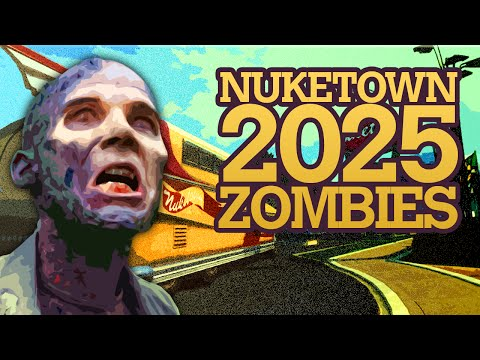 NUKETOWN 2025 ZOMBIES (Part 2) ★ Call of Duty Zombies Mod ...