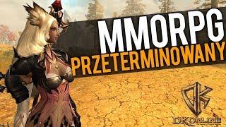 PRZETERMINOWANY MMORPG z klasycznym zacięciem - DK Online