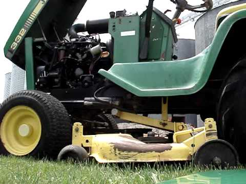 John Deere 332 >> 332 Damage Assessment From Latest Impulse Buy Needed My