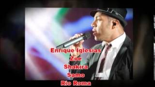 Bajar Musica De Youtube Exitos Pop 2014 Shakira, Juanes, OV7 y mas