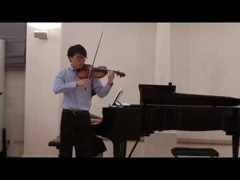 KA Andy Chen Violine