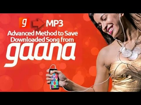 How To Save Downloaded Songs Of Gaana App & Play On Any Music Player