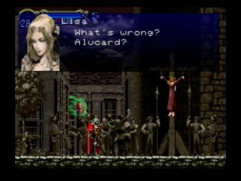 Castlevania: Symphony of the Night - Succubus