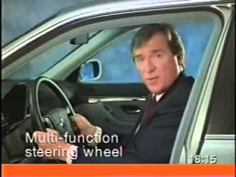 BMW 7 Series E38 Promotional video 1998