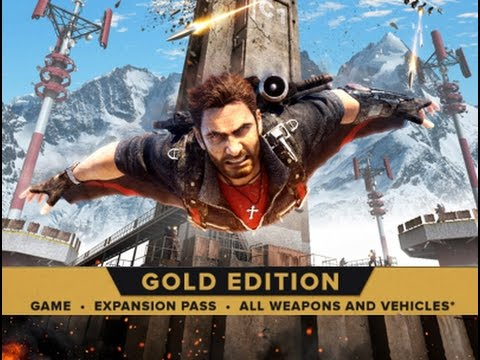 Just Cause 3 Gold Edition PEGI