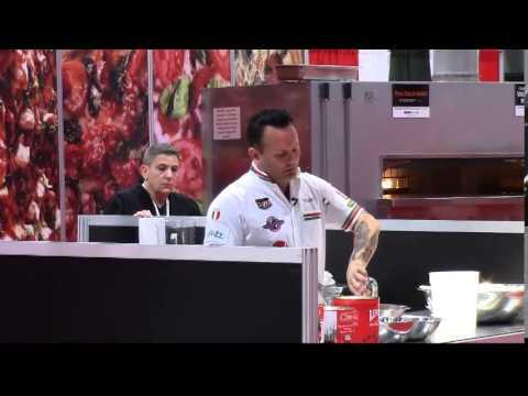 Tony Gemignani on Pizza Flours at Pizza Expo