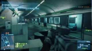 Live Clan-ROL vs NewUnion-Asalto Operación Metro-Battlefield 3-Thor5252