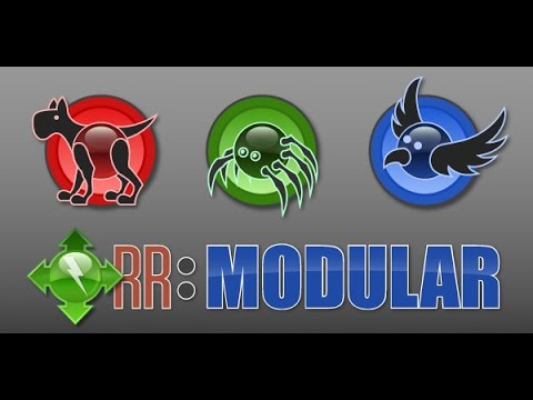 Rapid Rig Modular: Modules Tutorial