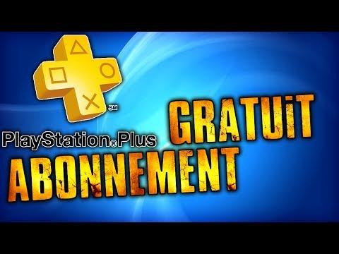 ABONNEMENT PLAYSTATION PLUS GRATUIT ! ( 14 JOURS )