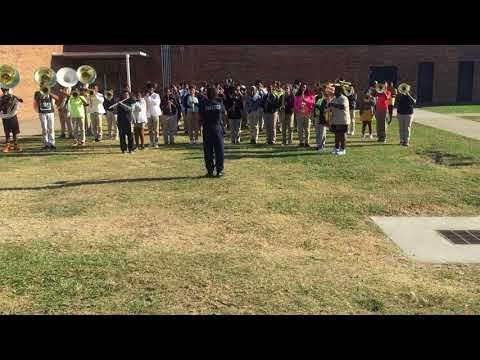 East St John High School Band 2017