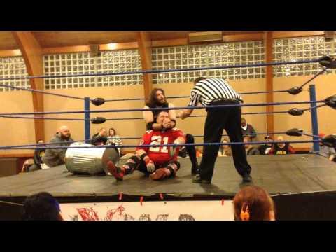 Razor Sharpe VS. Shane Matthews - UXWA