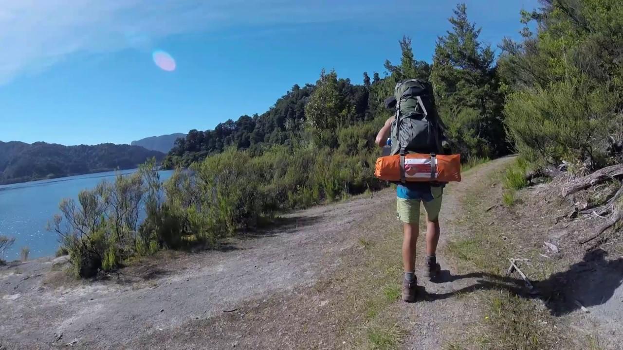 DOC Great walk, Lake Waikaremoana, New Zealand 2017 (pt 1/2)