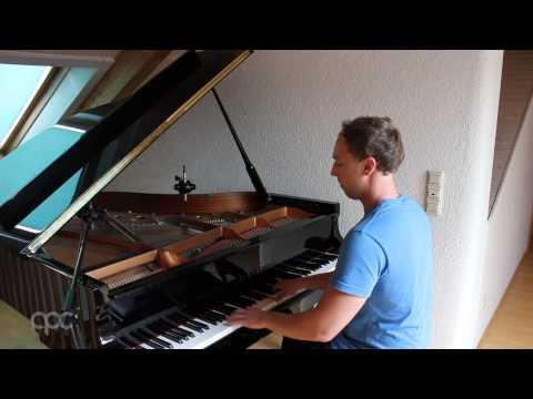 Ludovico Einaudi - Ziemlich beste Freunde Filmmusik // Una Mattina (Benedikt Waldheuer Piano Cover)