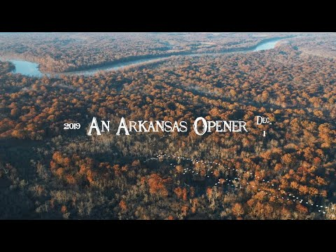 Duck Hunting - 24.7Hunt An Arkansas Opener - Season 1 Ep.3