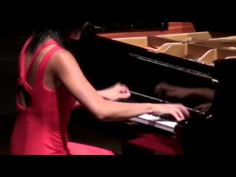 Yuja Wang Tritsch-Tratsch (somewhat better sound)