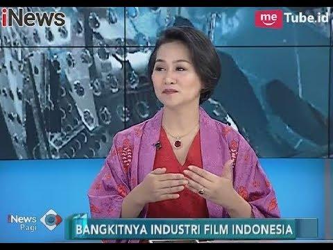 Bangkitnya Industri Film Indonesia - iNews Pagi 10/12