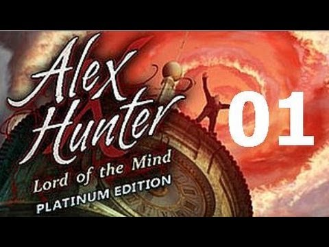 Let's Play Alex Hunter: Lord Of The Mind - Part 1 Walkthrough |