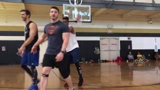 Dunk Session 57 With Jordan Kilganon Video
