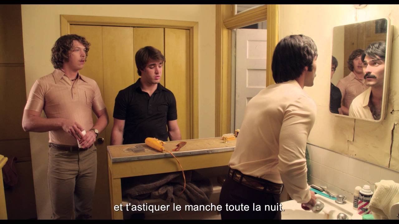 EVERYBODY WANTS SOME - extrait 2 - VOST