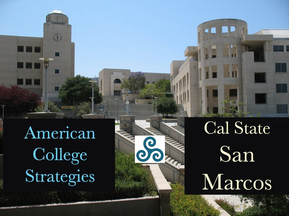 San Marcos College >> Campus Profile Cal State University At San Marcos