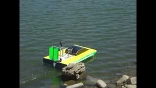 Electric Rc Airboat