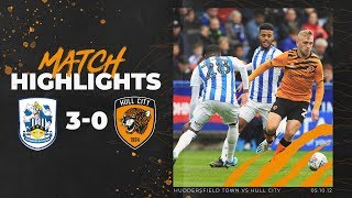 Huddersfield Town 3-0 Hull City | Highlights | Sky Bet Championship