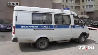 Полиция задержала угонщика