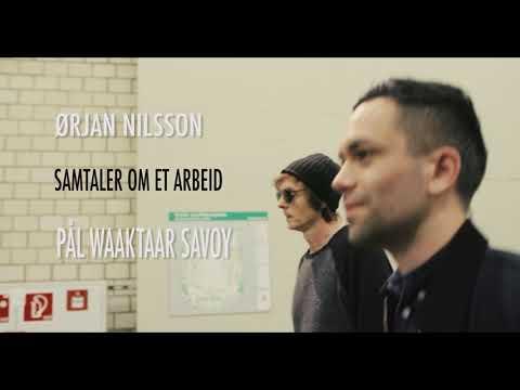 Tårer fra en stein Ørjan Nilsson/Pål Waaktaar Savoy