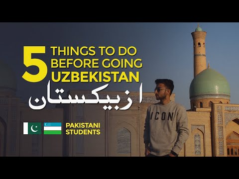 5 things to do before going UZB | Latvian Embassy UZB | Study in Latvia | Advice by Abrar
