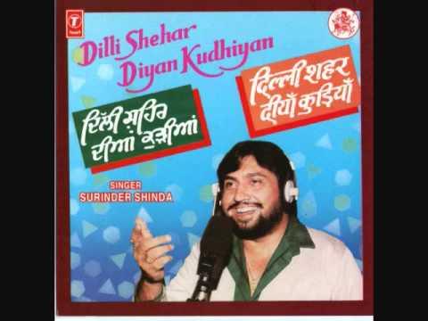 Surinder Shinda - Dhola Ve Dhola