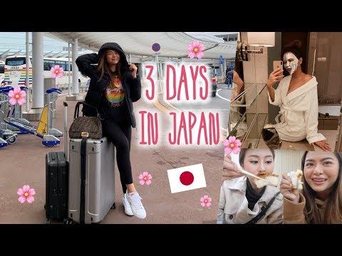 JAPAN VLOG ญี่ปุ่น ประเทศที่ไปแล้วมีความสุขที่สุด~ (VVALENTINES) thumbnail