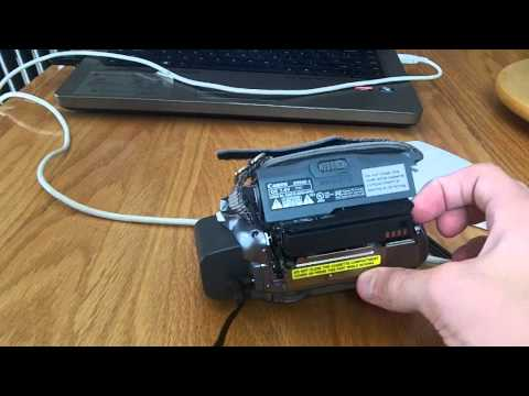 How To Transfer MiniDV Tapes To A Computer/Digital Format: P