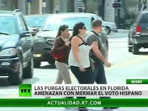 Escándalo preelectoral en Florida