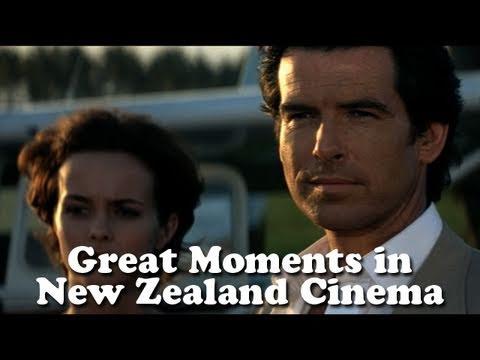 Great Moments in New Zealand Cinema - GoldenEye (1995)