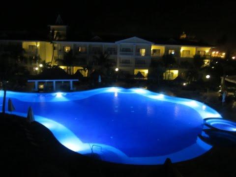 POOL TOUR @ Luxury Bahia Principe Esmeralda Punta Cana