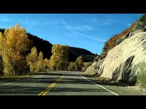 San Juan Skyway: Colorado 145 Rico to Cortez, CO