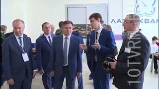 Советник Президента России С.Глазьев ознакомился с научно-производственным кластером Мордовии