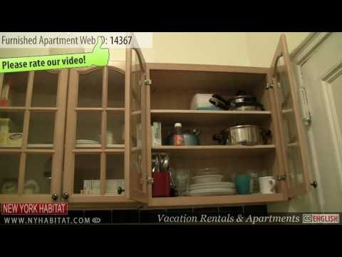 New York City - Video Tour Of A Furnished Studio Apartment On 52nd Street (Midtown East, Manhattan)