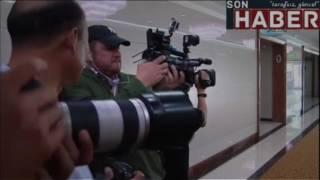 Eski NBA yıldızı Rodman, Kuzey Kore'de|sonhaber.im Video