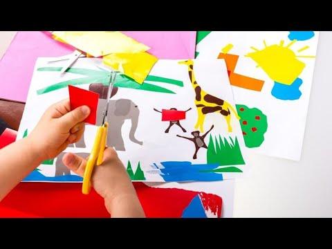 Crafts Activity For Letter J, K And L For Kids