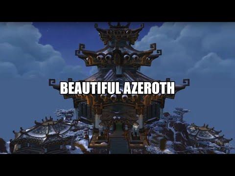 [World of Warcraft] Beautiful Places - Azeroth at Night