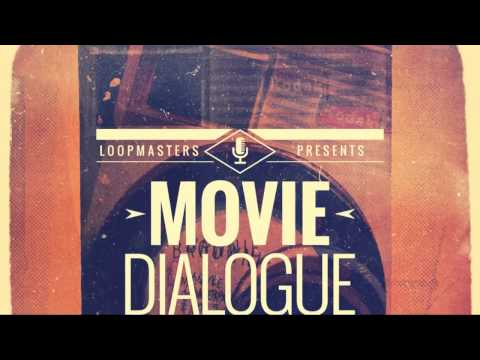 Royalty Free Vocal Samples - Movie Dialogue Vol 6