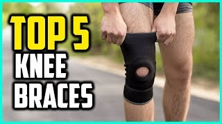 Top 5 Best Knee Braces For Running In 2018