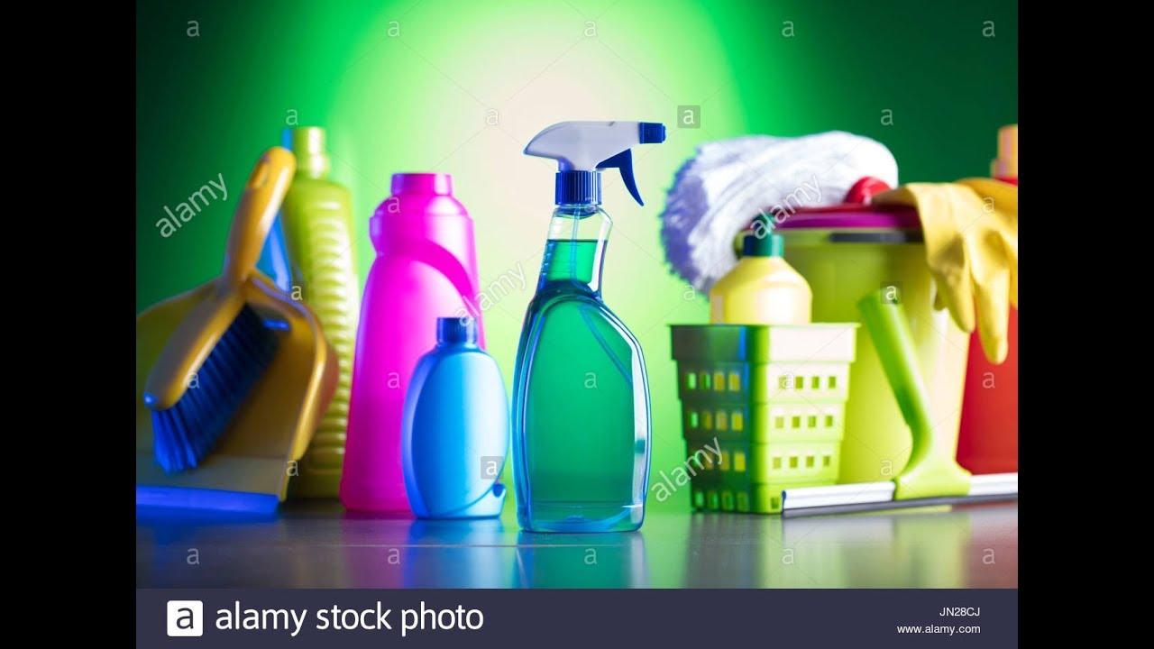 Como hacer gran variedad de productos de limpieza gratis - Limpiador de errores gratis ...
