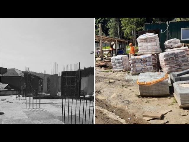 Фото з будівництва апарт-готелю Le Meandre на 25 червня 2021