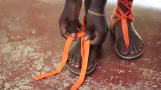 How to Tie Your Ssekos