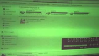 Barco 808 focus setup problem